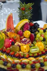 torta varietà alla frutta