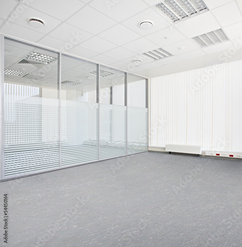 Empty office room