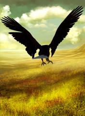 eagle fantasy land going home