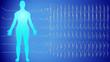 medical Human Epilepsie Background vector
