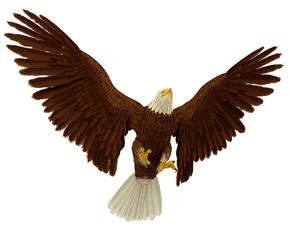 wide eagle landing