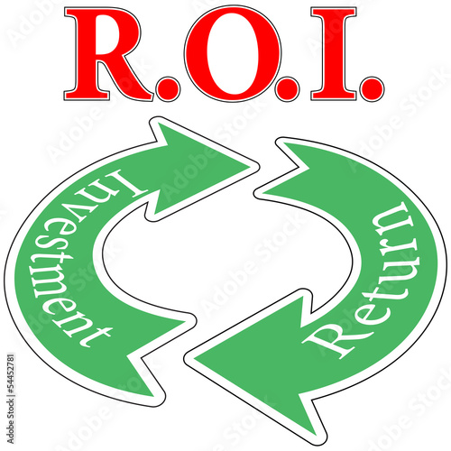 ROI Return On Investment cycle
