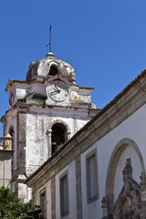 St. Julian's Church in Setubal, Portugal