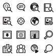 SEO Icons Set 1 - Simpla Series