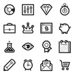 SEO Icons Set 3 - Simpla Series