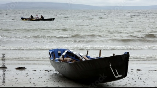 All Ireland Currach Racing