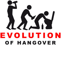 Evolution Of Hangover