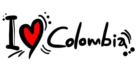 Colombia love