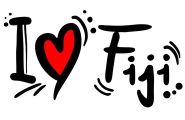 Fiji love