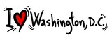 Washington love