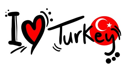 Turkey love