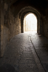 Old Jerusalem Tunnel