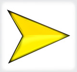 Yellow short arrow