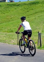 coureur  cycliste  amateur