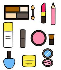 化粧品 バリエーション