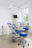 Equipment in dental office