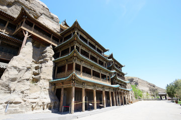 China Yungang Grottoes