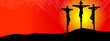 Crucifixion of christ - 54468133