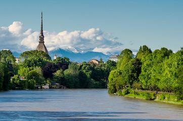 Torino (Turin), panorama