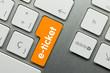 e-ticket keyboard key