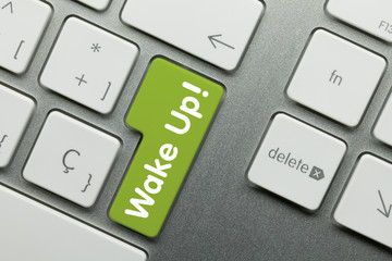 Wake up! keyboard