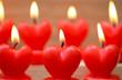 Die Flammen der Liebe