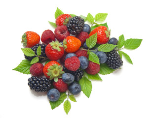 Frutti di bosco - Mixed berries