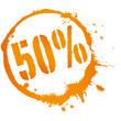 50% - 50 Prozent - Sale - Reduzierung