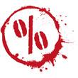 Prozent - Sale - Reduzierung - Preissenkung