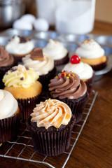 Delicious Gourmet Cupcakes