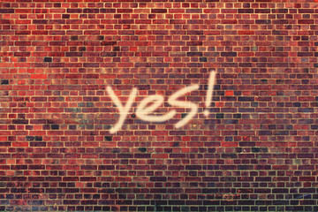 yes wall