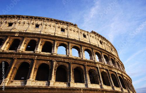 Colosseum, Ausschnitt 01, Rom, Italien