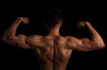 Musklen zeigen