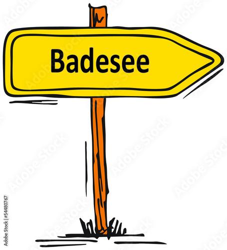 Badesee...