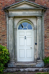 Door Victorian House