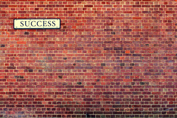 success street sign