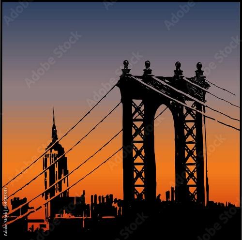 Fototapeten,neu,york,stadt,skyline
