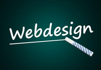 Webdesign (Webdesigner; Tafel)