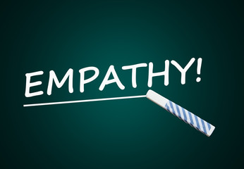 Empathy! (Blackboard; Psychology)