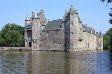 Château de Brocéliande, Broceliande castle