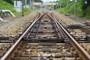 線路の分岐
