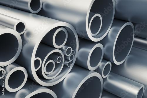 Aluminum tubes - 54487939