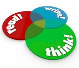 Fototapety Read Write Think Venn Diagram Cognitive Learning Development