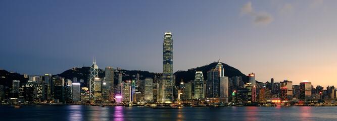 Hong Kong Victoria Harbor 02