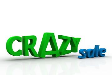 crazy sale