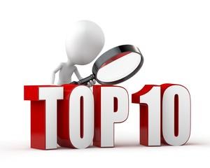 top 10 tomi