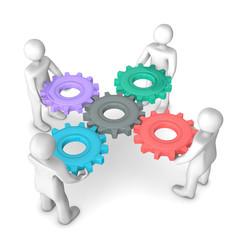 Workflow Five Gears