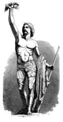 Proud Barbarian