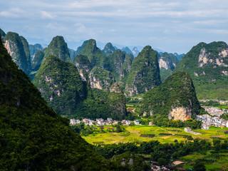 Landscape near Yangshuo