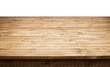 Leinwanddruck Bild - Wood texture